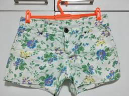 Short Jeans Florido 38 - Usado