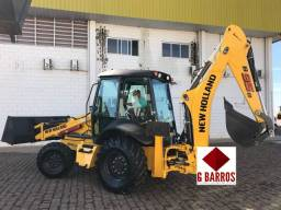 Retroescvadeira New Holland B95B Cabine Fechada 4x4 2021