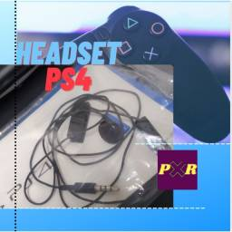 Headset PS4 original NOVO.