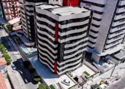 Apartamento à venda com 3 dormitórios em Ponta verde, Maceió cod:AP0637