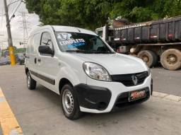 Renault Kangoo 2017 Express Completa 1.6 Flex Porta Lateral Revisada 64.000 Km