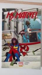 Ms. Marvel - Questões Mil
