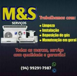 M & S Refrigeração