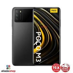 Smartphone Xaiomi Poço M3 128GB 4GB RAM