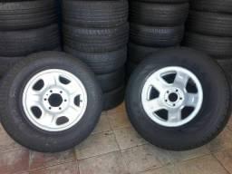 VD STEP ORIGINAL ARO 16 VW AMAROK TOYOTA HILUX GM S10 FORD RANGER ETC. USADOS 400$ CADA