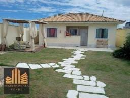 Título do anúncio: Casa com 3 Quartos sendo 1 Suíte à venda, 130 m² por R$ 470.000 - Itaipuaçu - Maricá/RJ