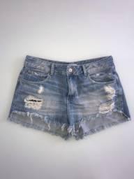 Short jeans - Tamanho 38