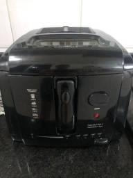 Fritadeira Elétrica Britânia Frita Fácil Plus 3 2l Preta 110v C/ Óleo
