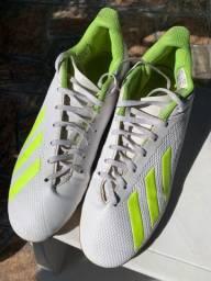 Chuteira futsal Adidas X 18.4 - tam 40