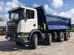 Scania G 440 2018 caçamba