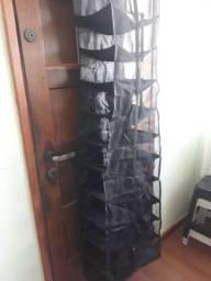 Sapateira suspensa de porta /closet tok stok