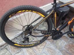 Bike  ksw aro 29 1.300 reis pra vender  logo