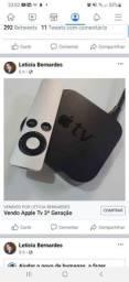 Vendo Apple Tv 3ª Geração - Barretos, SP
