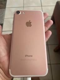 IPhone 7 rose , 256 GB.