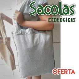 Sacolas de mercado ecológica