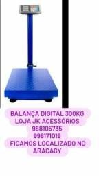 Balança 300kg balança digital