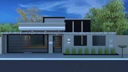 Casa à venda, 2 quartos, 1 suíte, 2 vagas, Altos do Panamá - Campo Grande/MS