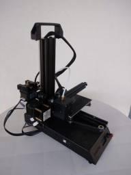 Impressora 3d Zonestar Z6 15x15x15cm Montada Retirada Ou Frete Grátis P/ Região Leste/BH