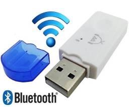 Adaptador Bluetooth Carro USB Portátil