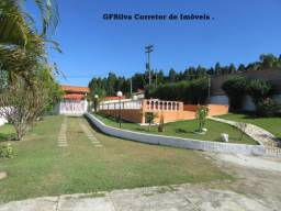 Chácara 1.050 m2 Condominio e portaria Casa e píscina ampla Ref. 419 Silva Corretor