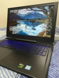 Notebook Dell G7 muito novo!