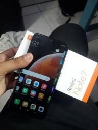 Redmi Note 7 pra vender logo