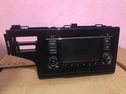 Título do anúncio: Kit monitor Áudio 5? Honda Fit 2015 Original