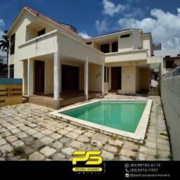 Casa com 4 dormitórios à venda, 400 m² por R$ 650.000 - Cristo Redentor - João Pessoa/PB
