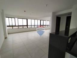 Flat com 2 dormitórios à venda, 71 m² por R$ 350.000,00 - Vila Cabral - Campina Grande/PB