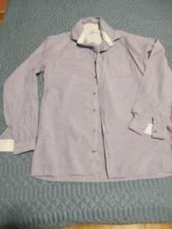 Camisa social P / 18