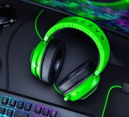 Headset Gamer Razer Kraken Pró V2 Edition Green