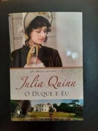 Livro : O Duque e eu