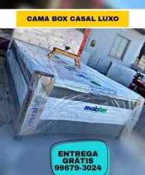 CAMA casal unibox pronta entrega