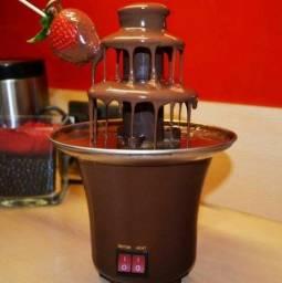 Fonte Cascata de chocolate