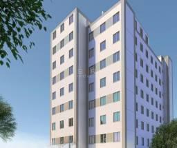 Apartamento para Venda em Juiz de Fora, Teixeiras, 2 dormitórios, 1 banheiro, 1 vaga