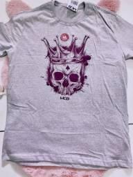 Camiseta Masculina TAM G e GG