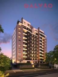 Apartamento à venda com 2 dormitórios em São francisco, Curitiba cod:40872