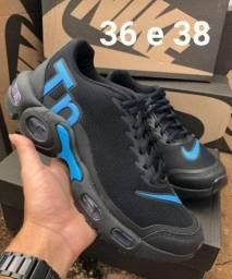 Tênis da Nike números 36 e 38 masculino