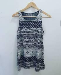 Vestido  soltinho  Volcon tamanho P R$25