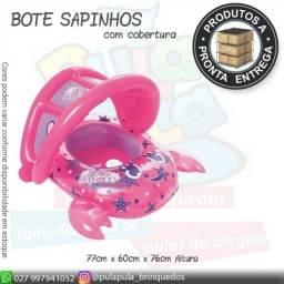 Título do anúncio: Boias Sapinhos (com cobertura) coloridos A pronta entrega