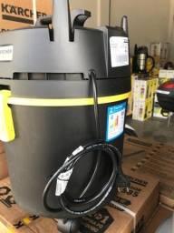 Aspirador de pó e líquido NT 585 Basic - Novo