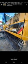 Caterpillar 320dl 2012 8.000 horas