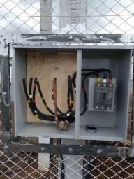 Eletricista padrão Copel