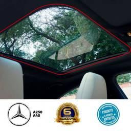 Cortina  toldo persiana teto solar Mercedes A45 A250