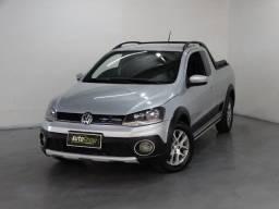 Volkswagen Saveiro Cross 1.6 Cab. Estendida Flex 2P Prata