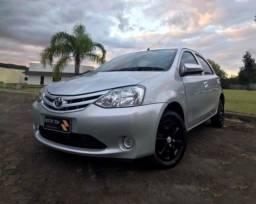 Toyota Etios X 1.3 2016 (Lindo e Impecável)