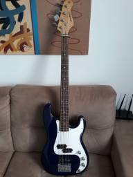 Novíssimo! Baixo Precision Jazz Bass Strinberg CAB 16 - 4 Cordas - Passivo