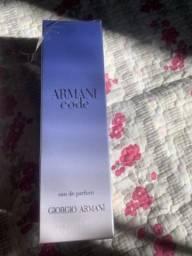 Perfume Armani code feminino 50ml