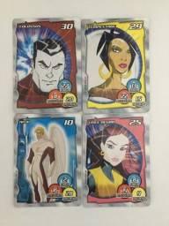 Cards Marvel Elma Chips
