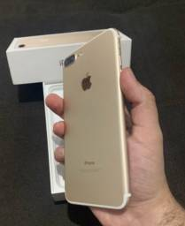Apple 7 plus gold